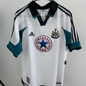 Adidas Newcastle Away 99/00 Jersey
